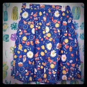 Farmer's market skirt M